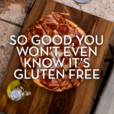 So good, you won't even know it's gluten free